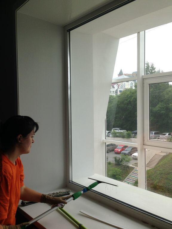 Мойка окна, балкона, лоджии (комплекс) от компании Чистый гр.