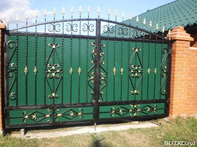 Ворота и двери волоколамск ворота консольные или рельсовые с электроприводом