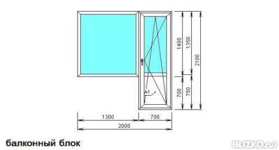 Окна пвх, балконный блок в Ярославле - на портале blizko.
