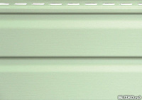 Сайдинг Дёке Standard, 3м (Döcke standard), цвет Верде (зеленый)