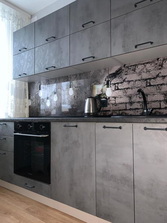 Кухни темный бетон журнал по уходу за бетоном купить