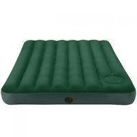 Кровать INTEX 137*191*22см флок Downy зеленый встроен.насос 66928 (359-066)